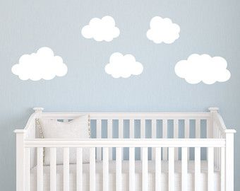 cloud wall sticker